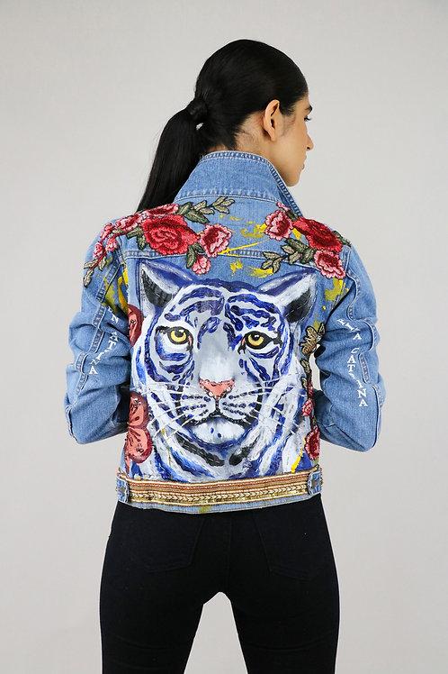 Chamarra tigre