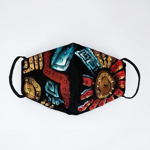 Prehispánico bordado