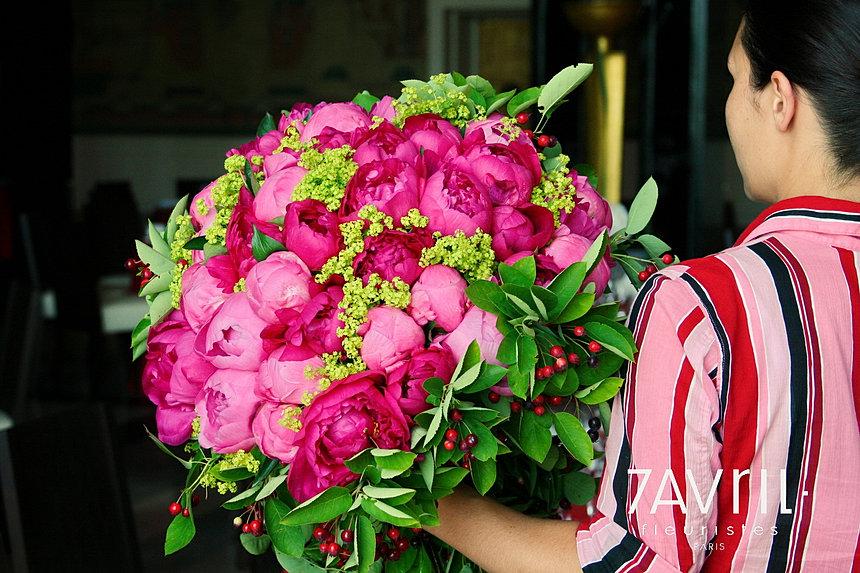 sept avril livraison bouquets paris portages presse. Black Bedroom Furniture Sets. Home Design Ideas
