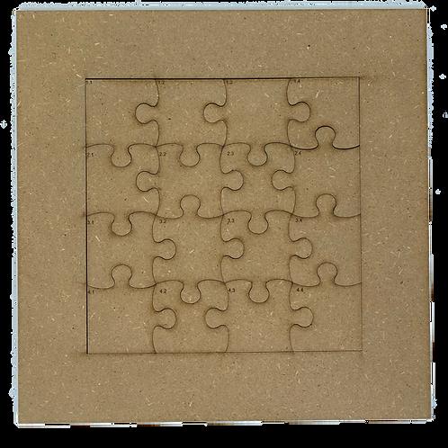 Paint-a-Puzzle Kit