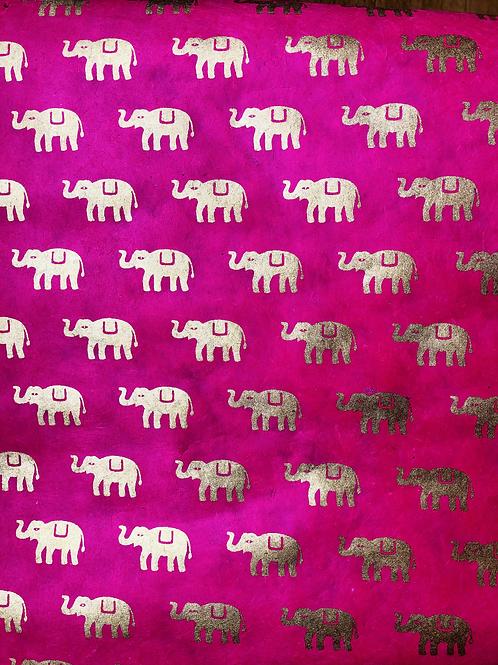 Lokta Elephants (4 colours)