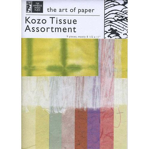 Kozo Tissue Assortment