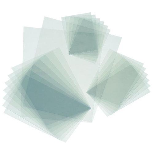 10 Mini Rhenalon Printing Plates
