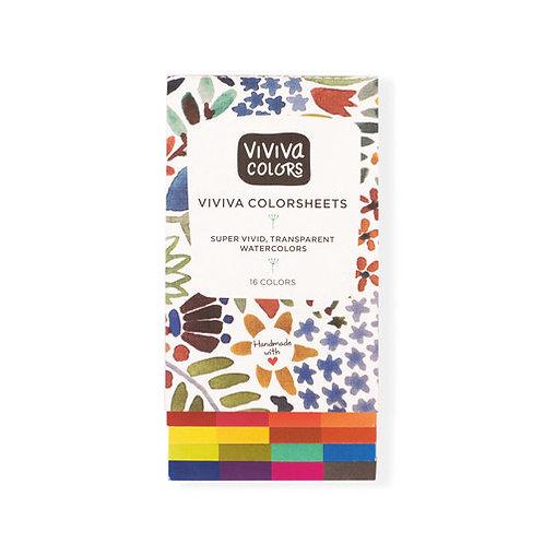 Pocket Watercolour Kit