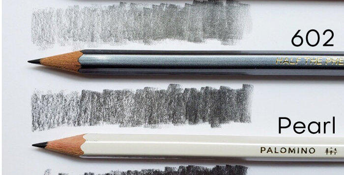 Set of 4 Blackwing Pencils