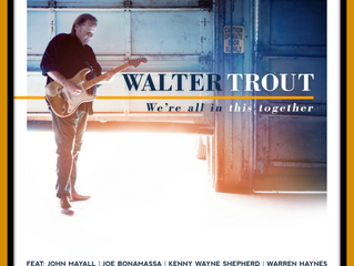 Bluesman Walter Trout Releases Bold New Album