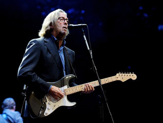 Eric Clapton Makes Blues Hall of Fame