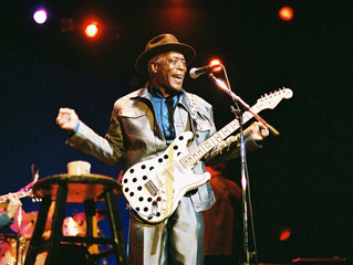 Blues elder Buddy Guy remembers B.B. King and other guitar greats