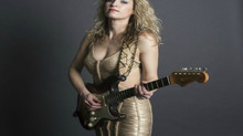 Ana Popovic on how she didn't think she would play 'blues for a living'