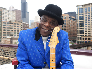 City of Chicago Crowns Blues King Buddy Guy with 'Fifth Star' Award