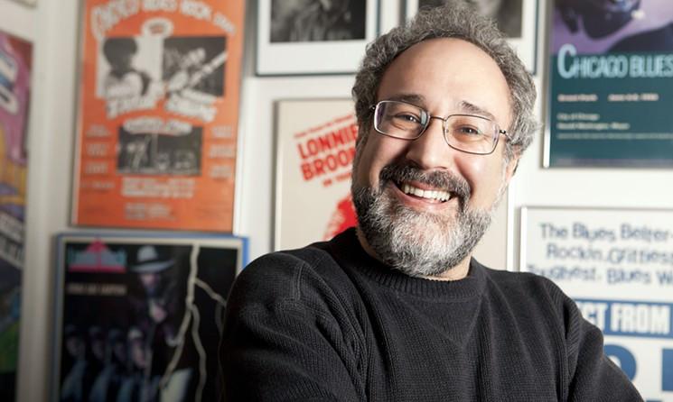 Bruce Iglauer - CEO Alligator Records