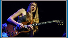 Heather Gillis carries on the Blues-Rock tradition