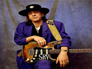 Stevie Ray Vaughan to be inducted into Rock and Roll Hall of Fame