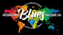 "Winners Of International Blues Challenge Announced: Kevin ""B.F."" Burt, The Keesha Pratt Ba"