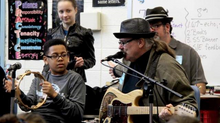 Blues in the Schools program teaches history and uniqueness of the music genre