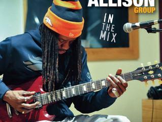 Bluesman Bernard Allison Is In The Mix