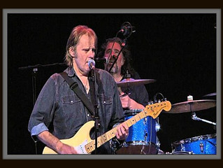 Walter Trout Talks Blues and Survival