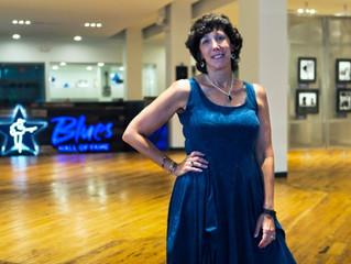 Barbara B. Newman: Blues Foundation President on a Blues Mission!