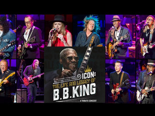 """All-Stars Channel B.B. King In """"The Thrill Is Gone"""" Performance"""