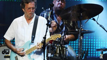Eric Clapton struggles to play guitar after being diagnosed with nerve damage