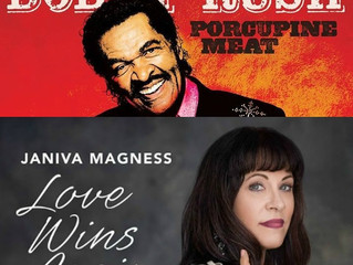 Bobby Rush, Janiva Magness Receive Grammy Nominations