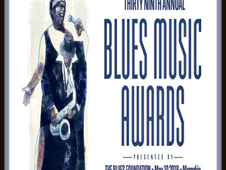 39th Annual Blues Music Award Nominees