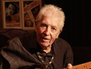 John Mayall talks about getting older, performing as a trio, the future of the blues and more