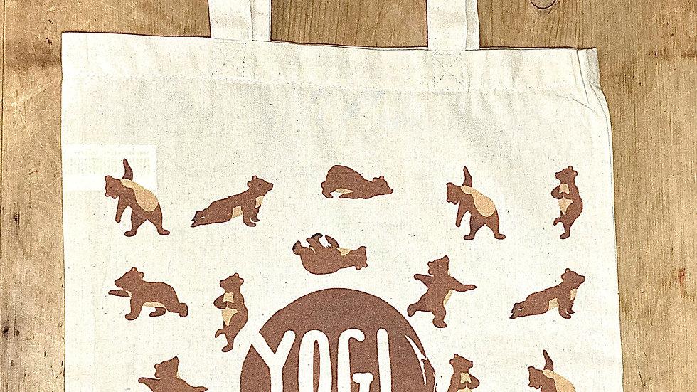 My Yogi Bairns Tote Bag