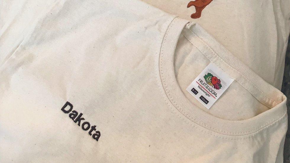 My Yogi Bairns Personalised T-Shirt