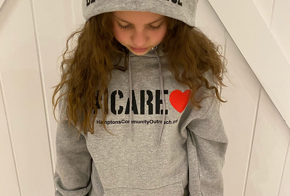 #ICARE SWEATSHIRT