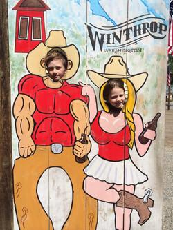 Winthrop, WA