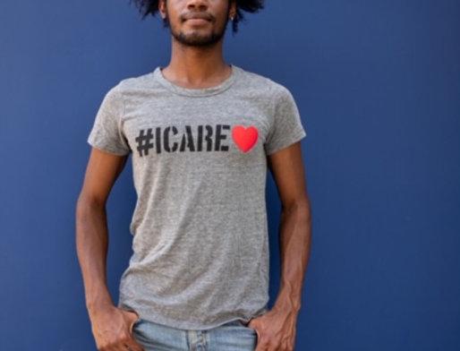 #ICARE T-shirt