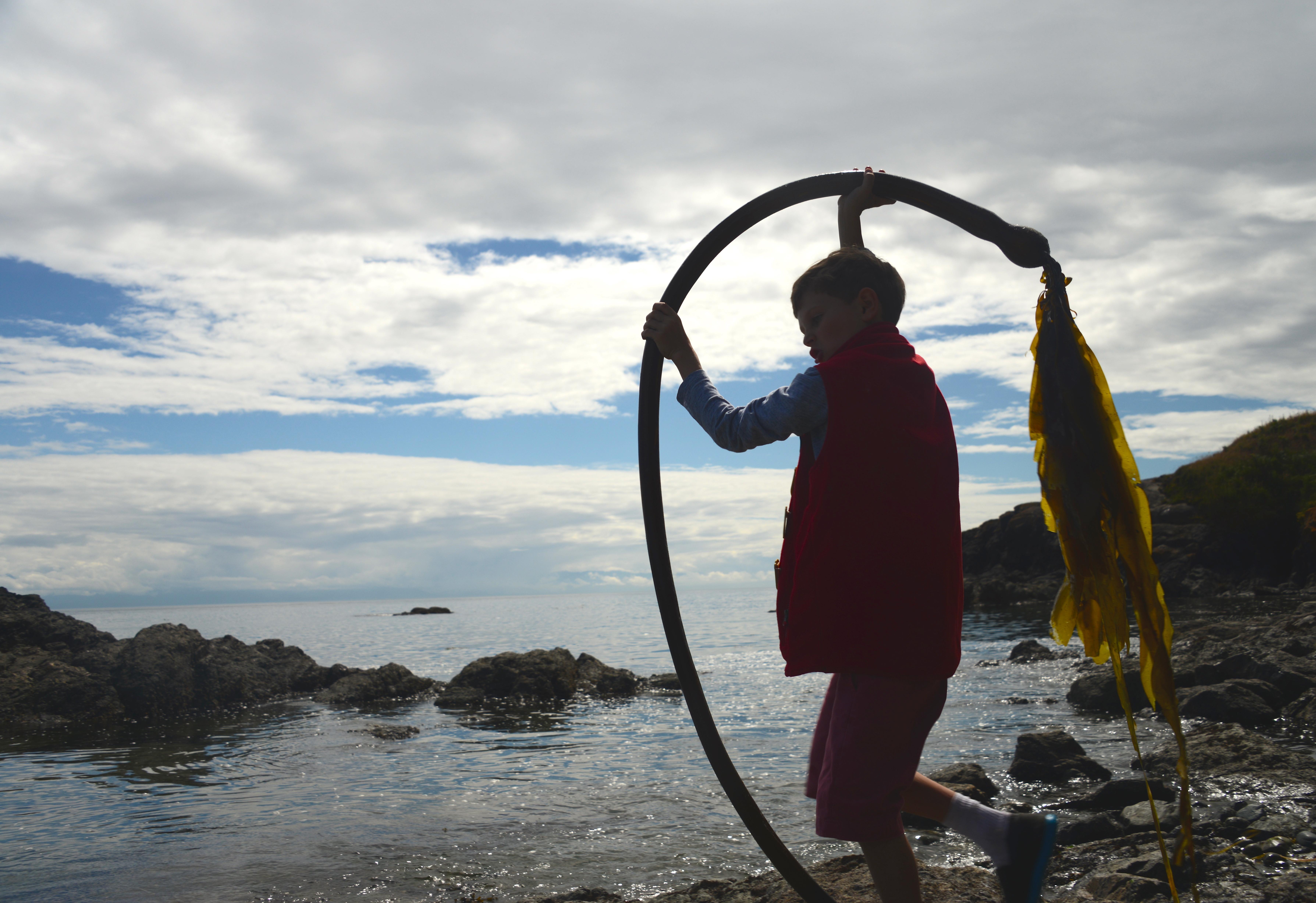 Study Coastal Ecosystems