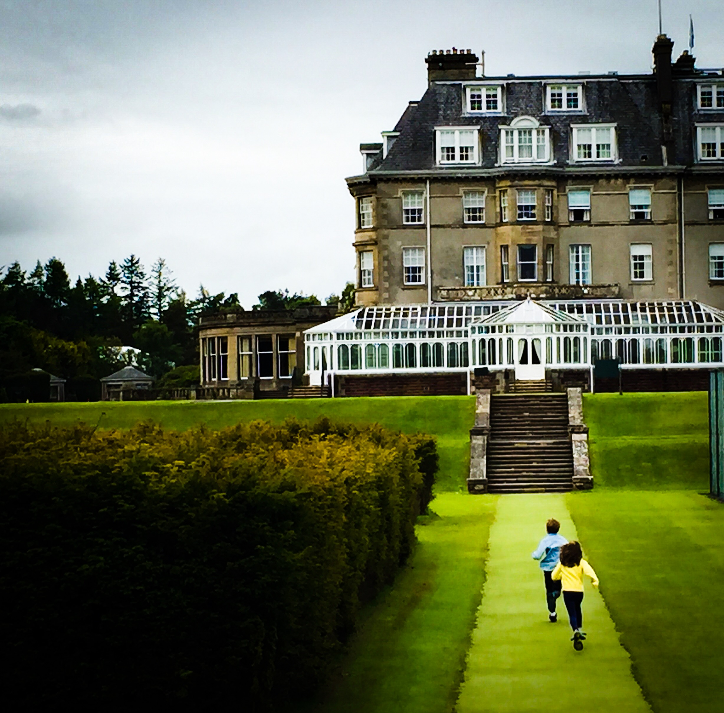 Gleneagles, Scotland
