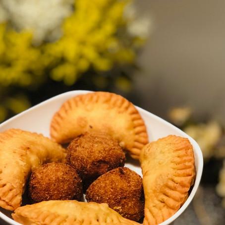 Pattis | Crispy flaky Sri Lankan Street Food