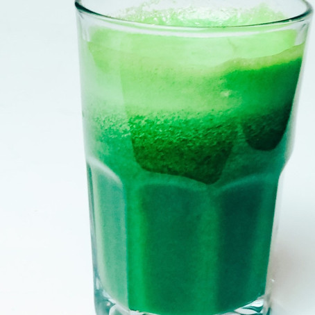 Green Juice Recipe for a healthier life