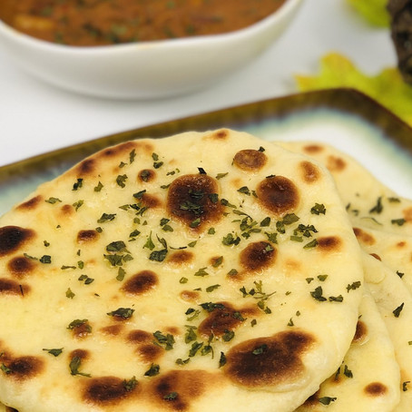 Naan |The Ultimate Indian Flatbread! Homemade Stove top Naan