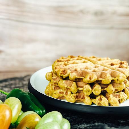 Vegan Waffles | Gluten Free