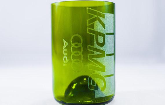 ENGRAVE YOUR LOGO - 12 OZ OLIVE