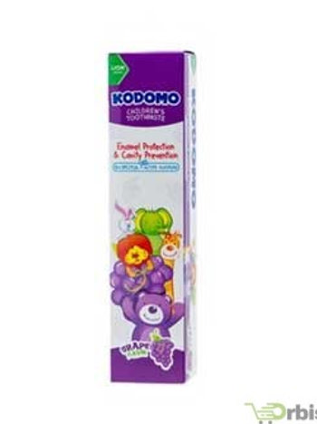 Kodomo kids gel toothpaste (40 gm)