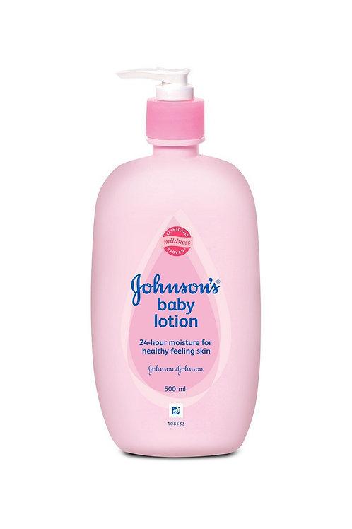 Jonhsonns baby lotion (500ml)