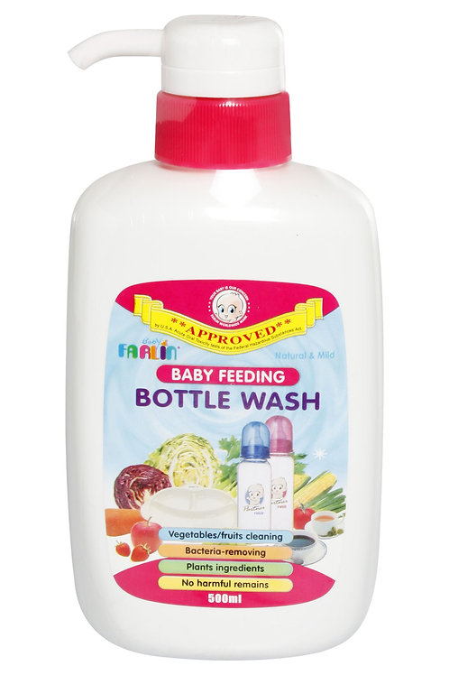 Farlin Baby Bottle Wash (500ml)