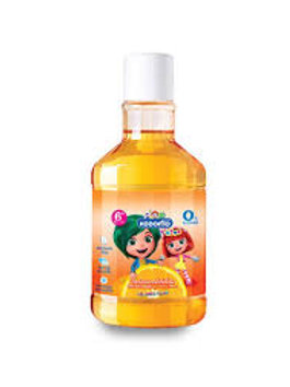kodomo baby mouth wash orange flavour
