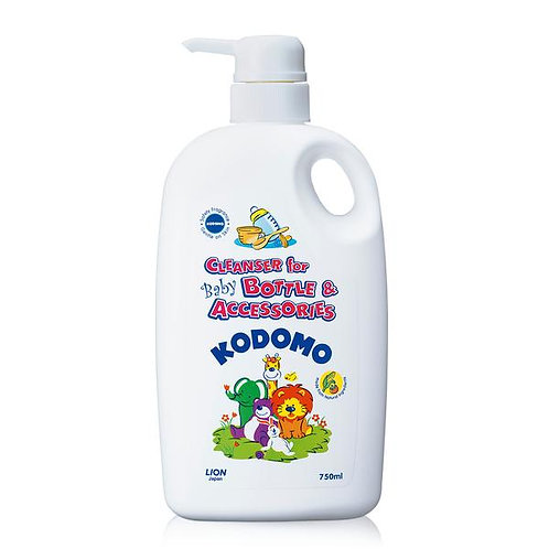 Kodomo bottle and accessory cleanser (750ml)