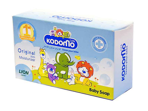 kodomo baby soap