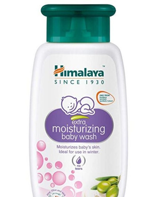 Himalaya moisturizing baby wash (200ml)