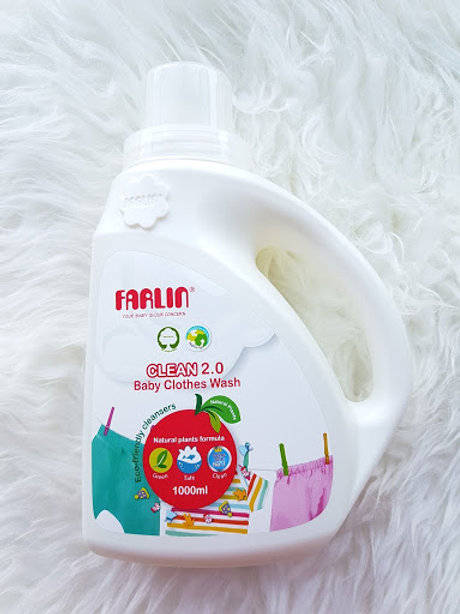 Farlin baby clothes wash (1000ml)