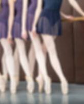 Ballett-Lektion