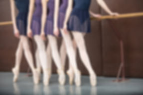 Ballet children dancing
