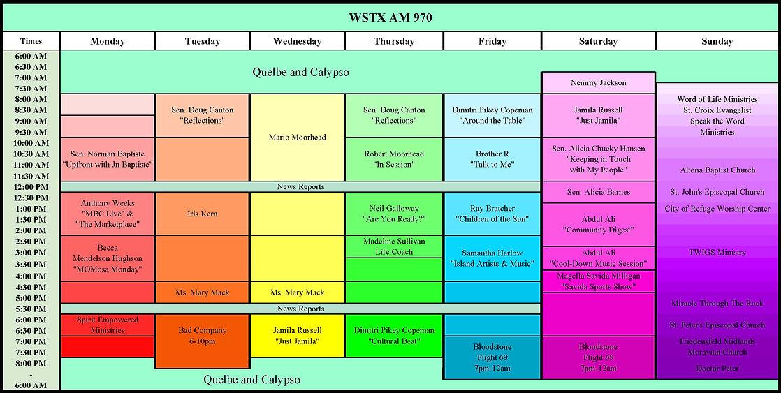 2020.06.05 WSTX AM Show Schedule.jpg